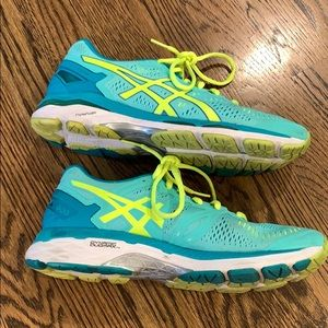 Asics Shoes - ASICS sneakers, size 9, Dynamic Duomax Flytefoam